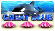 Tragaperras - Great Blue