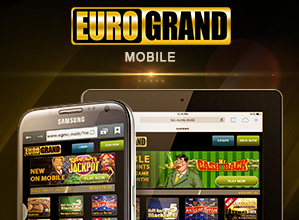EuroGrand New Mobile Games