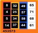 80 ball 3 line win