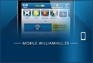 William Hill en tu Movil