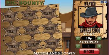 big bounty