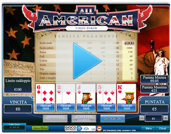Il Video Poker