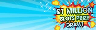 £1 Million Slots Prize Draw