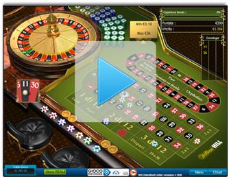Giocare Online alla Roulette