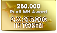 Swap 250000 points for 2 x 215€?