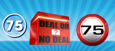 Play Deal or No Deal 75