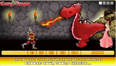 George and the dragon feature