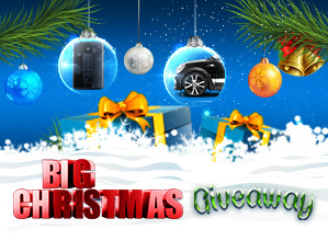 William Hill Casino Xmas Giveaways