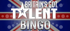 Play Britain's Got Talent Bingo!