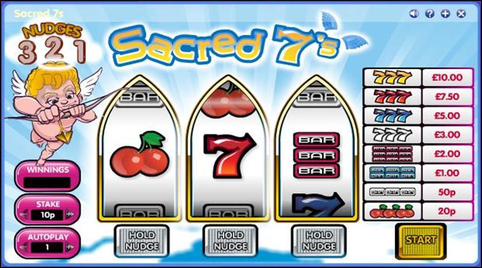 sacred 7s
